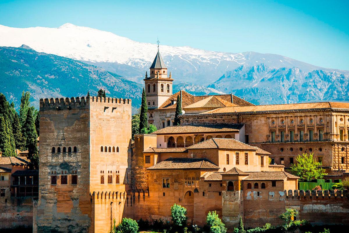 ¡Bienvenidos a Granada!