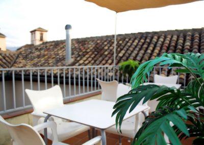 Terraza compartida - Apto 1 Dormitorio